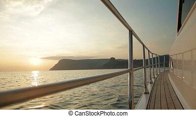 Mediterranean Bay Cruise On Yacht