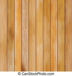 Texture of wooden boards + EPS8 vector file