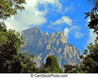 Crimea - Mountains in Crimea