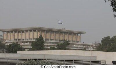 The Knesset December 2012 Jerusalem, Israel