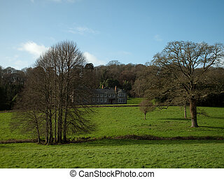 Penrose Estate nr. Helston Cornwall - Grounds and manor...