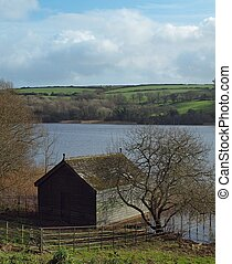 Boat House Loe Pool Cornwall - Boathouse on the shore of Loe...