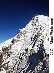 svizzera, monte,  monch