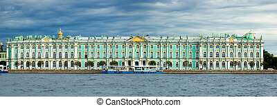 Winter Palace - Hermitage, St. Petersburg, Russia