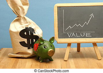 Value Increase - A value increase for this statistical data...