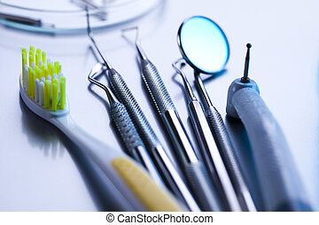 Teeth cure accessory - Dental tools and equipment