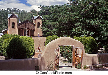 Chimayo - A place of healing sands