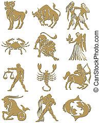 zodiaco, segni