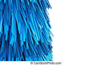 Car wash brushes - automatic car wash brushes (isolated on...