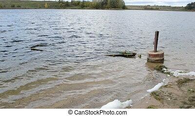 sunken boast wave lake
