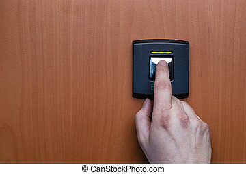 green on/off switch - green power switch to put an AED on or...