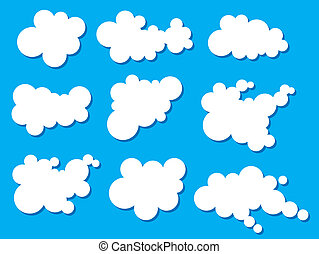 vector clouds