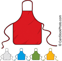 kitchen apron (cooks apron collection)