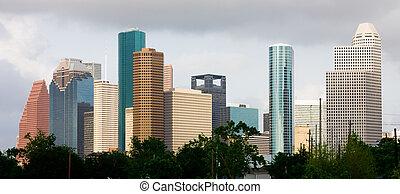 Houston Texas skyscrapers