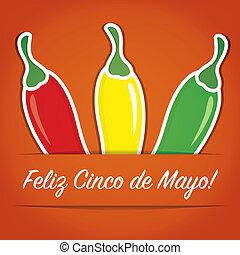 """Cinco De Mayo! - """"Feliz Cinco de Mayo"""" (Happy 5th of May)..."""