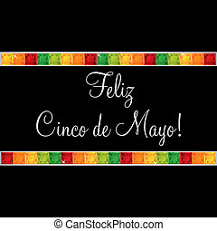 Cinco De Mayo - Feliz Cinco de Mayo Happy 5th of May gem...