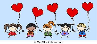 love ethnicity event header children