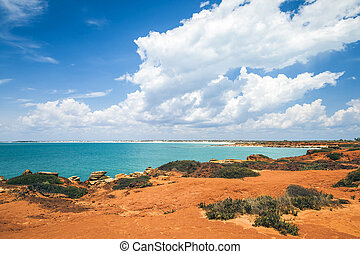Broome Australia - An image of the nice landscape of Broome...