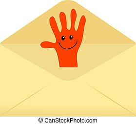 handy envelope