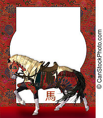 Chinese Year Of The Horse - Chinese New Year - Year Of The...