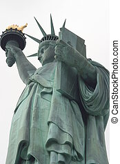 Lady Liberty - digital photo of the Statue of Liberty