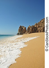 Lovers Beach - In Cabo San Lucas