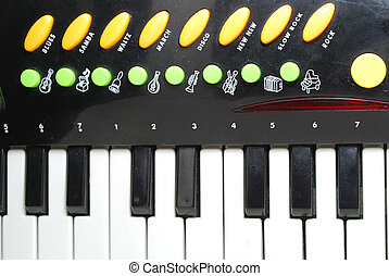 Children Piano Keyboard with Additional Buttons
