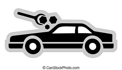 Auto Mechanic - Creative design of auto mechanic