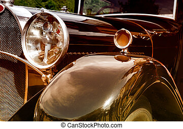 oldtimer - wonderful car