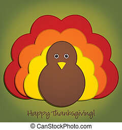 Happy Thanksgiving! - Happy Thanksgiving cute material...