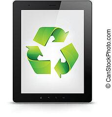 Digital Tablet Concept