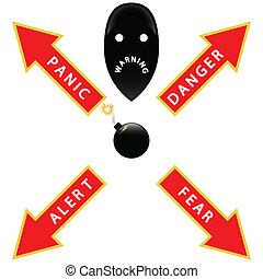 Bomb Warning