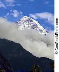 Monch, svizzero, alpi