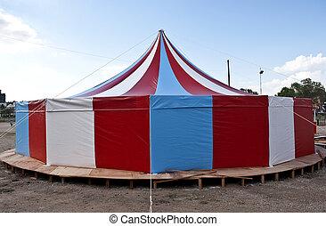 circus tent -  circus tent