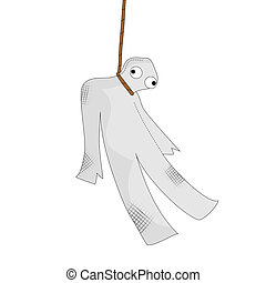 Hung puppet - Creative design of hung puppet