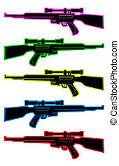 color snipers - Design of original color snipers