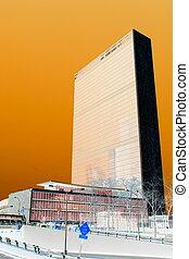 ONU, edificio
