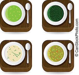 soup application icons