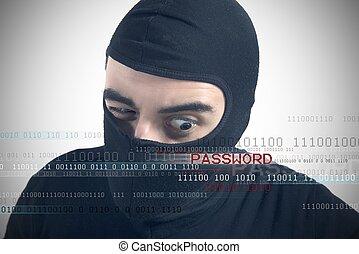 Hackers, revelar, senha