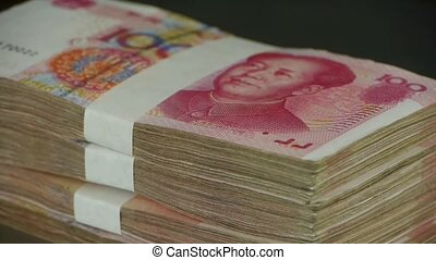 large sums of money RMB.Financial Freedom.Mao Zedong leader Avatar.