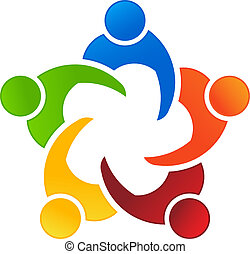 empresa / negocio, reunión, 5