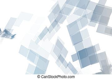 Blue Mechanical Tech Blocks - Blue Mechanical Tech