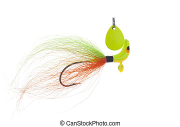 fishing lure crank bait - A colorful fishing lure crank bait...