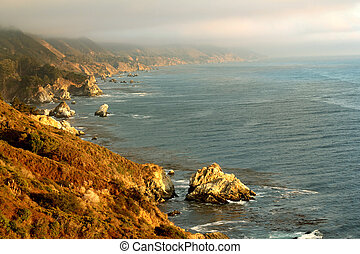 Beautiful California Coast