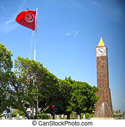 Tunisian capital of Tunisia, Africa