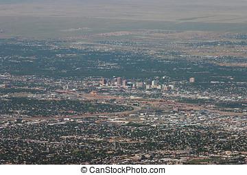 Albuquerque Growth