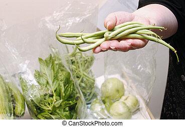 Vegetables - Farm fresh vegetables.