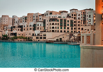 Residential houses in Dubai - Modern residential houses in...