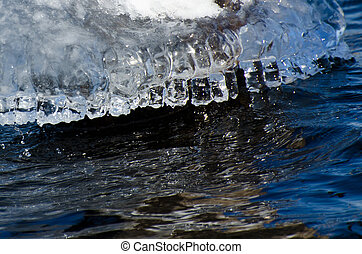 Nature Abstract – Ice
