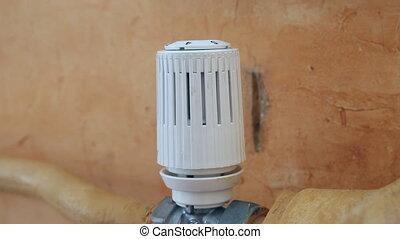 Thermostat. Temperature controller